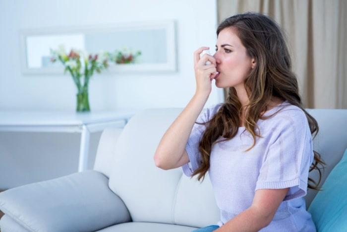 Astma oskrzelowa atopowa